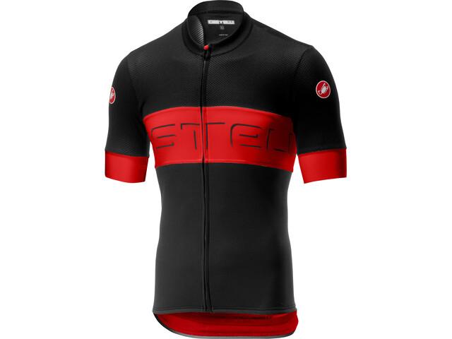 c94bb1a42 ... Short Sleeve Jerseys  Castelli Prologo VI Bike Jersey Shortsleeve Men  red black. Castelli ...